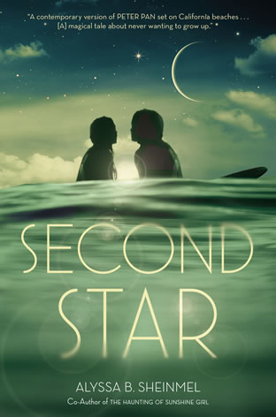 Second Star by author Alyssa B. Sheinmel